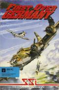 First Over Germany DOS Front Cover