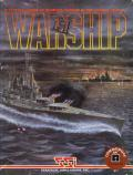 Warship Commodore 64 Front Cover