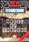 Wheel of Fortune: New Second Edition Commodore 64 Front Cover