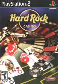 Hard Rock Casino PlayStation 2 Front Cover
