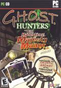 G.H.O.S.T. Hunters: The Haunting of Majesty Manor Windows Front Cover
