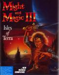 Might and Magic III: Isles of Terra DOS Front Cover
