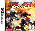 MX vs. ATV: Untamed Nintendo DS Front Cover