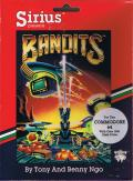 Bandits Commodore 64 Front Cover