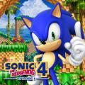 Sonic the Hedgehog 4: Episode I iPhone Front Cover