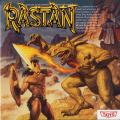 Rastan Commodore 64 Front Cover