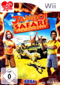 Jambo! Safari: Animal Rescue Wii Front Cover