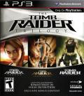 The Tomb Raider Trilogy PlayStation 3 Front Cover