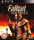 Fallout: New Vegas PlayStation 3 Front Cover