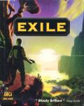 Exile Amiga Front Cover
