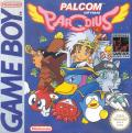 Parodius Game Boy Front Cover