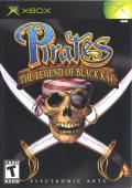 Pirates: The Legend of Black Kat Xbox Front Cover