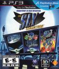 The Sly Collection PlayStation 3 Front Cover