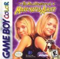 The New Adventures of Mary-Kate & Ashley Game Boy Color Front Cover