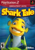 DreamWorks' Shark Tale PlayStation 2 Front Cover