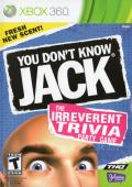 You Don't Know Jack Xbox 360 Front Cover