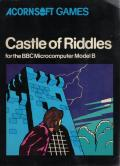 Castle of Riddles BBC Micro Front Cover