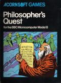 Philosopher's Quest BBC Micro Front Cover