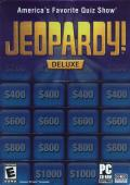 Jeopardy! Deluxe Windows Front Cover