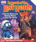 In Search of the Lost Words Windows 3.x Front Cover
