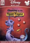 Disney•Pixar's Monsters Inc.: Pinball Panic Mini Game Windows Front Cover