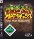 Monster Madness: Grave Danger PlayStation 3 Front Cover