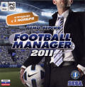 Football Manager 2011 Windows Front Cover