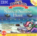 Nautical Number Hunt Macintosh Front Cover