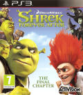 Shrek Forever After: The Final Chapter PlayStation 3 Front Cover