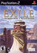 Myst III: Exile PlayStation 2 Front Cover