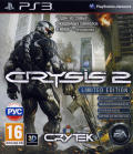 Crysis 2 (Limited Edition) PlayStation 3 Front Cover