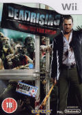 Dead Rising: Chop Till You Drop Wii Front Cover