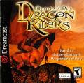 Dragon Riders: Chronicles of Pern Dreamcast Front Cover Manual - Front