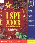 I Spy Junior: Puppet Playhouse Macintosh Front Cover