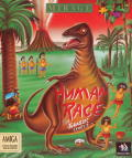 The Humans: Insult to Injury Amiga Front Cover