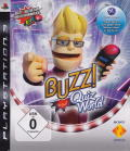 Buzz!: Quiz World PlayStation 3 Front Cover