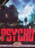 Psycho Commodore 64 Front Cover