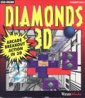 Diamonds 3D Windows 3.x Front Cover