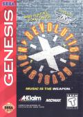 Revolution X Genesis Front Cover