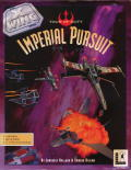 Star Wars: X-Wing - Imperial Pursuit DOS Front Cover