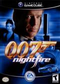 007: Nightfire GameCube Front Cover