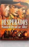Desperados: Wanted Dead or Alive Linux Front Cover