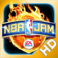 NBA Jam iPad Front Cover