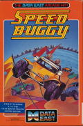 Speed Buggy Atari ST Front Cover