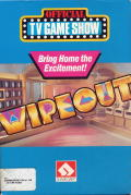 Wipeout Commodore 64 Front Cover