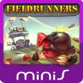 Fieldrunners PlayStation 3 Front Cover