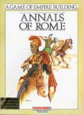 Annals of Rome DOS Front Cover