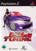 Top Gear RPM Tuning PlayStation 2 Front Cover