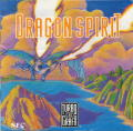 Dragon Spirit TurboGrafx-16 Front Cover