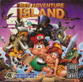 New Adventure Island TurboGrafx-16 Front Cover